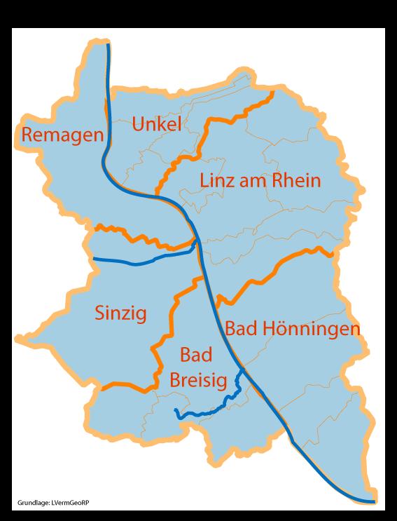 Rhein-Ahr Gebiet