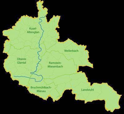 LEADER-Region Westrich-Glantal
